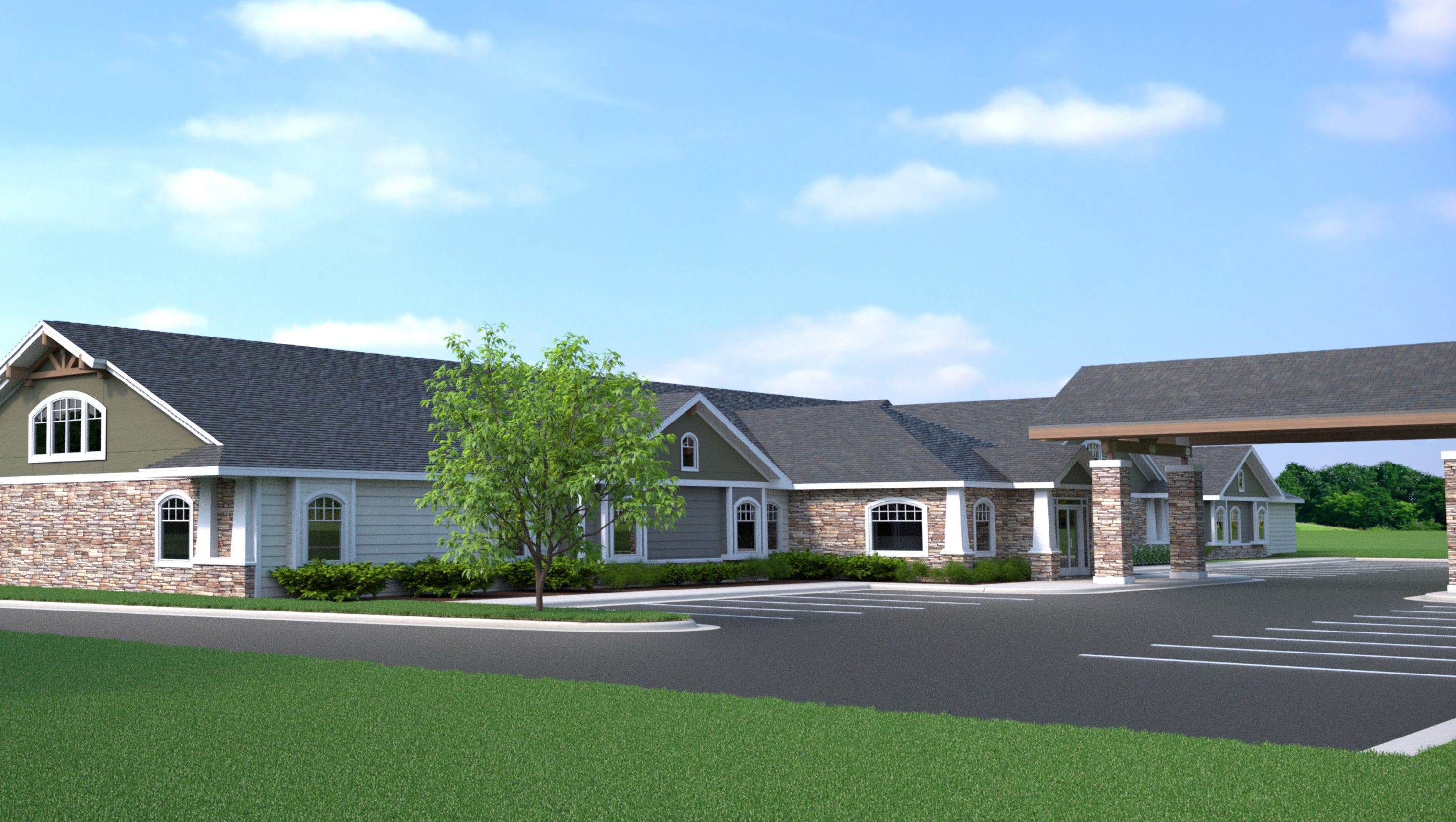 $9M assisted living facility approved in Brighton