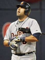 Catcher Gerald Laird played for the Tigers from 2009-10,