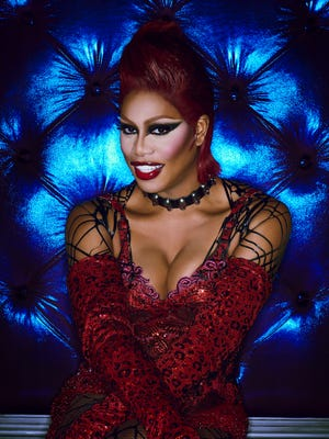 Laverne Cox stars in Fox's 'Rocky Horror Picture Show: Let's Do the Time Warp Again'