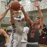Seaholm's Mixon clips Harrison cagers on last-second shot; Groves wins