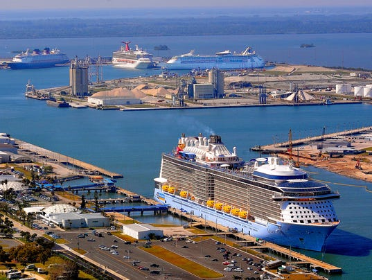 Vacationer Flown From Port Canaveral Cruise Boat - Cruises from port canaveral