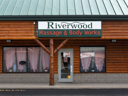 Riverwood Massage & Body Works is shown Friday, May