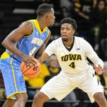Photos: Iowa men's basketball beats Southern, 91-60