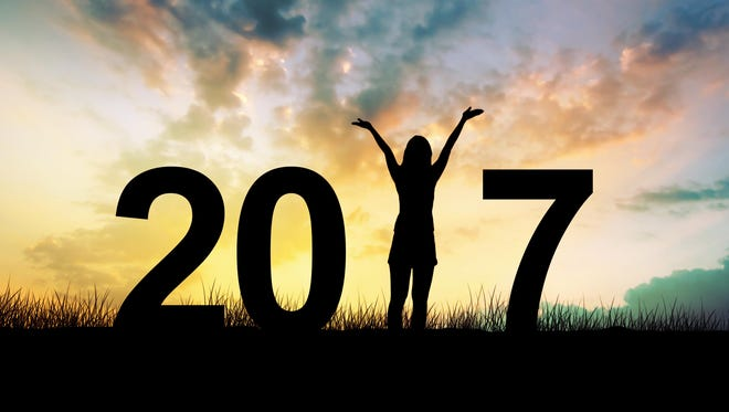 Many hope a new year will bring changes when the previous year didn't turn out as desired.