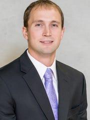 Tennessee Tech assistant basketball coach Frank Davis.