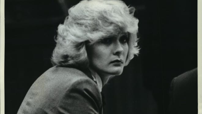 Lawrencia Bembenek in court.