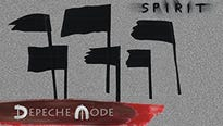 """Brooding U.K. electro-pop icons Depeche Mode pivot from introspection to a dim world view on the gorgeous new """"Spirit."""""""
