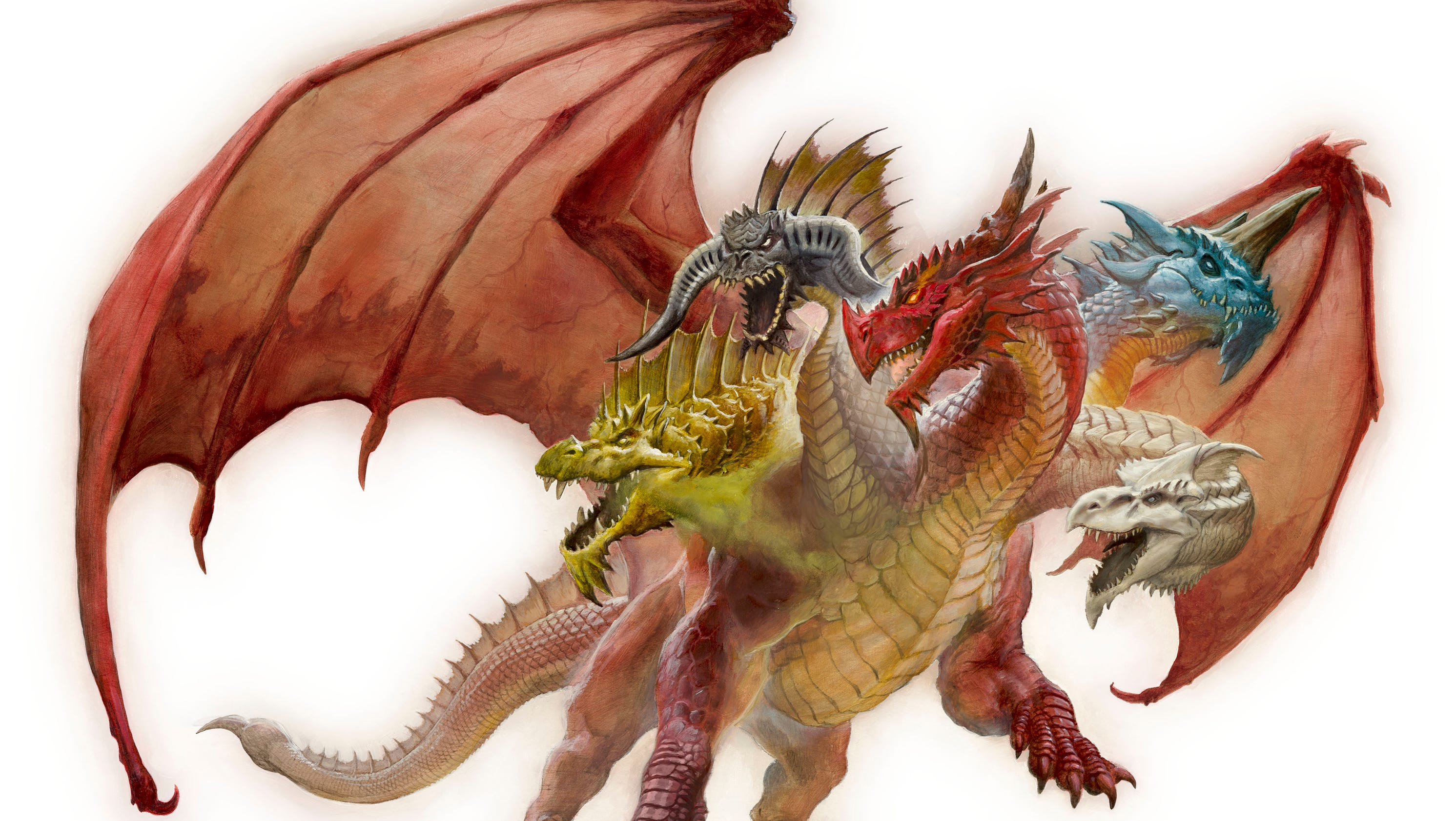 Dnd Red Dragon: Details Of Next 'Dungeons & Dragons' Revealed