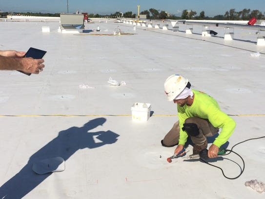 Scott McIntyre, CEO of Tampa Bay-based Solar Energy