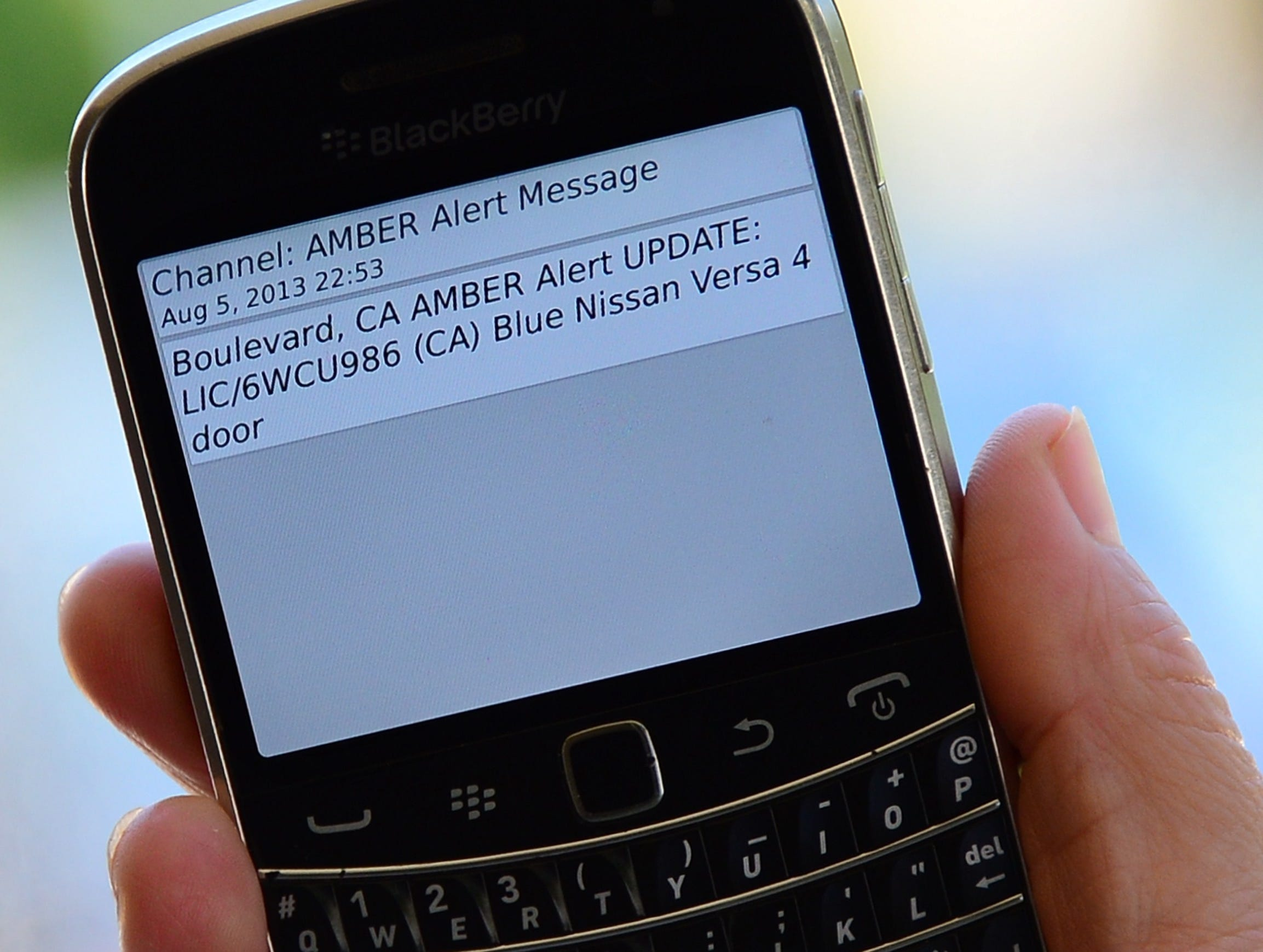 Your Say 0812 alerts
