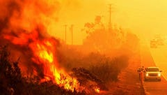 Political storm heads to Capitol: Who will pay for wildfire damages?