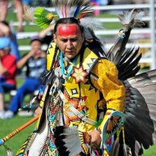 The Prescott Powwow encourages elders and youth to come together for a social and spiritual gathering.