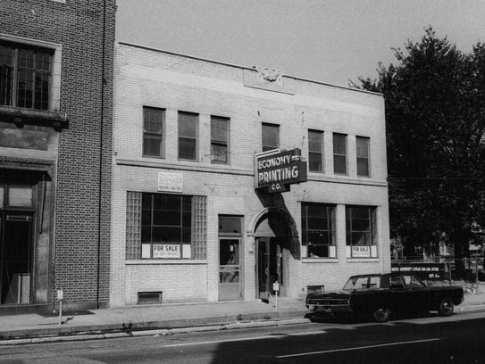 The blind pig, also known as the United Community League