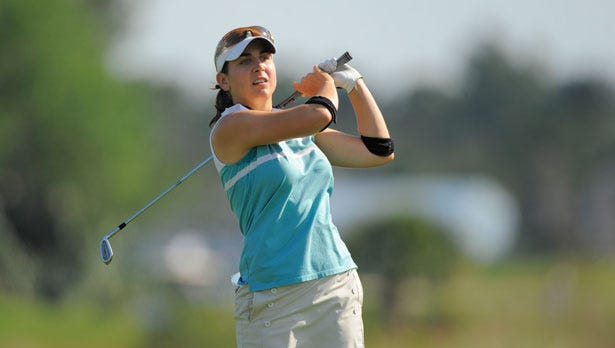 Nannette Hill finished T( last week on the LPGA Tour.