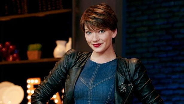 Monterey Salka, who now calls Nashville home, competes in season 12 of Food Network Star.