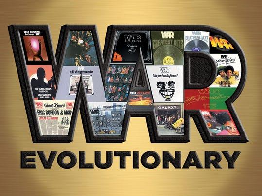 Evolutionary - cover art