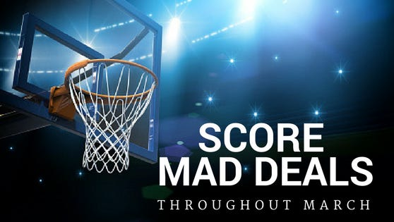 March Mad Deals