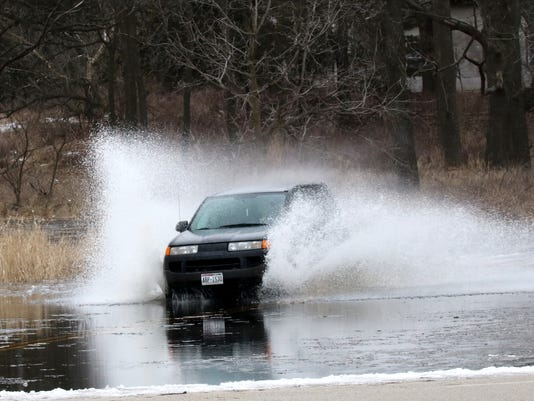 Flooding in the Town of Mukwonago