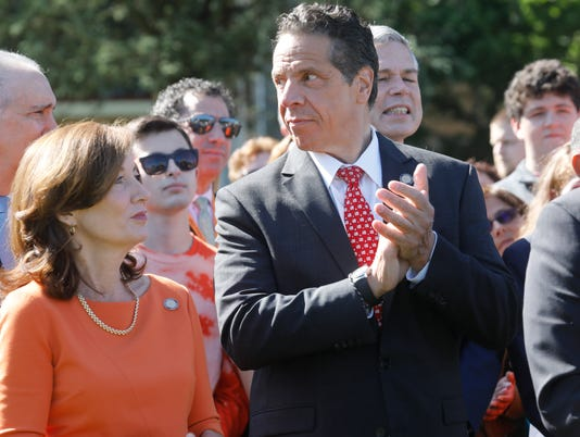 Andrew Cuomo Red Flag Bill