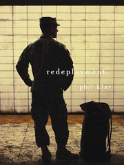 """The cover of """"Redeployment"""""""