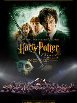 Win Harry Potter in concert tickets