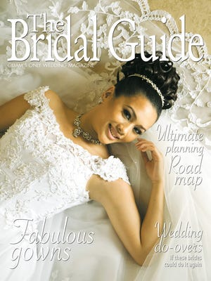 2014 Bridal Guide Cover