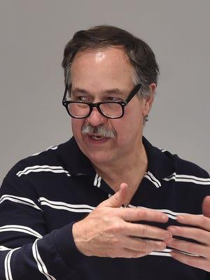 Commissioner Dennis Statz.