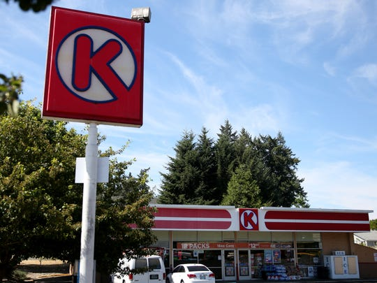 The Circle K where a $150 million Powerball ticket was sold to a Salem man in June. Photographed in Salem on Friday, July 13, 2018.