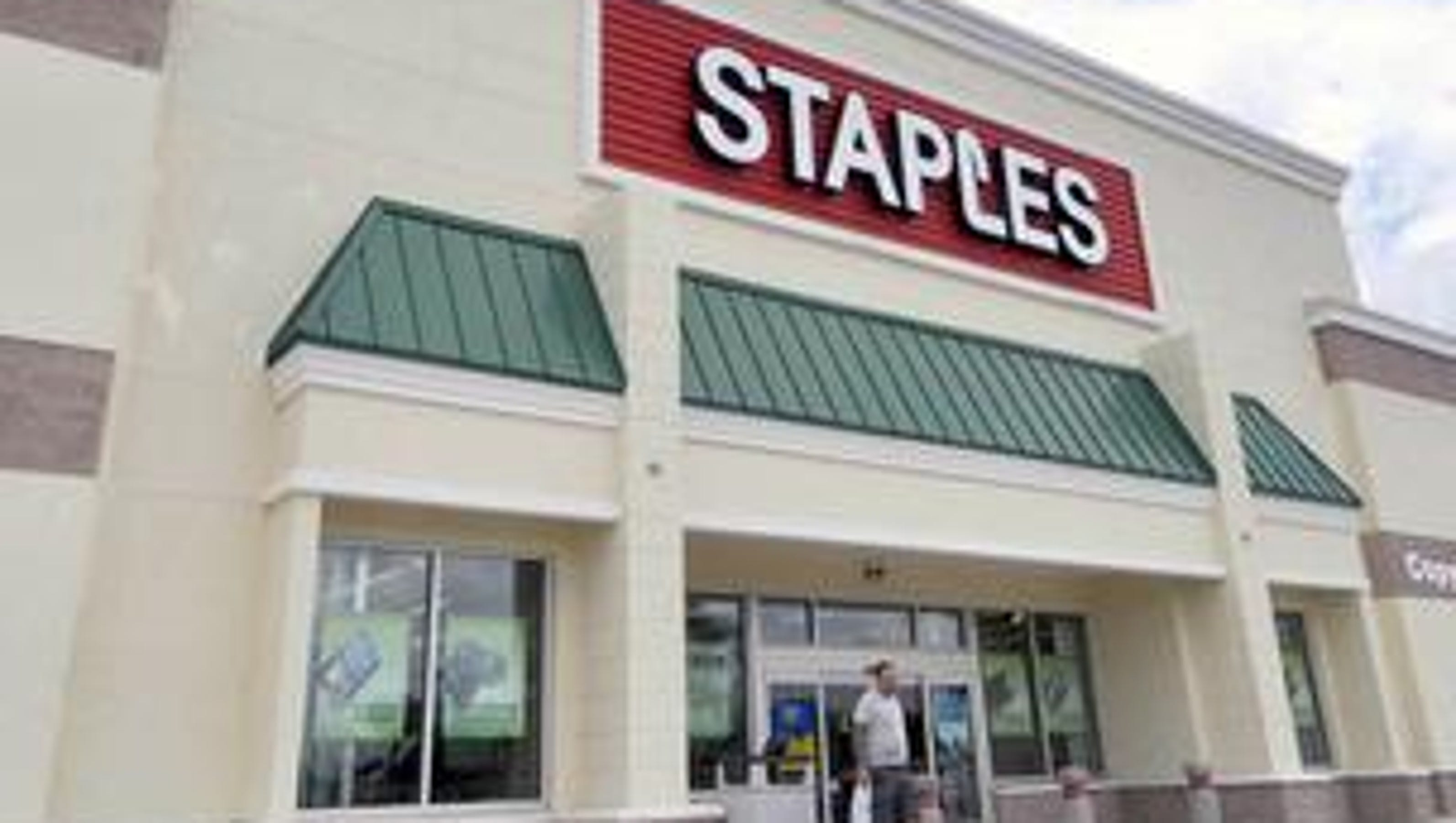 """staples inc Framingham, mass--(business wire)--staples, inc (""""staples"""" or """"the company""""), a leading north american business-to-business distribution platform, today."""