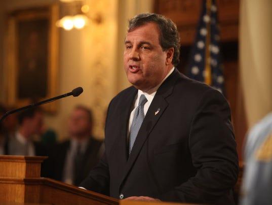 Governor Christie
