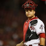 Devin Mesoraco on track, but has something to prove