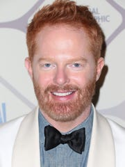 The new 'Ice Age' film features Jesse Tyler Ferguson's