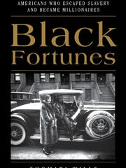 Black Fortunes jacket cover
