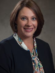 Brooke Kalnbach was hired as the principal of Austin Elementary on Friday, July 19, 2018.