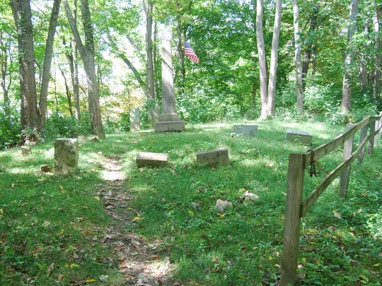 The Darby-Lee Historic Cemetery will be part of the