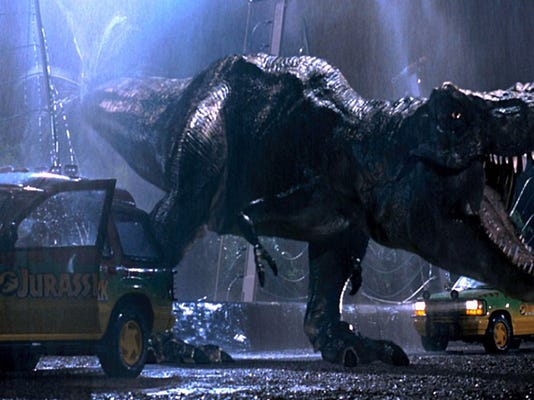 "The sci-fic action-adventure ""Jurassic Park"" will screen for free on Sept. 11 as part of the Movies in the Canyon series.   (Universal Pictures)"