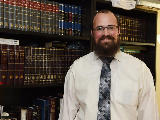 Rabbi donates kidney
