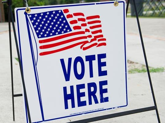 Voter reg