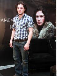 El elenco principal del programa Game Of Thrones, que