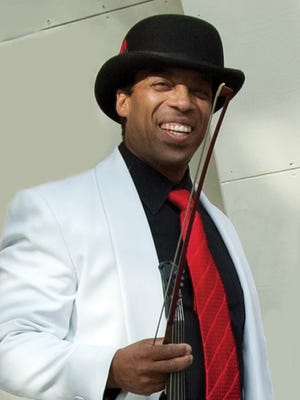 Blues veteran Lionel Young performs Saturday night at Crash Music in Aztec.