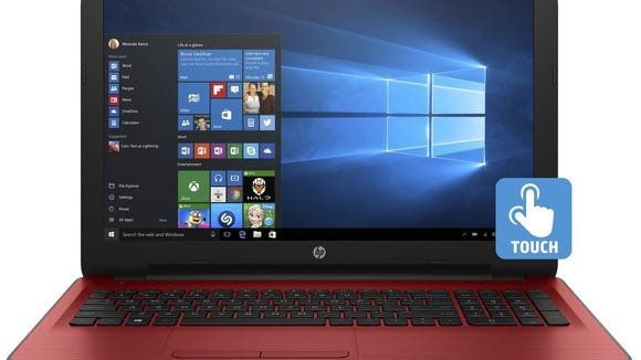 This HP Laptop features a DVD drive, a decent processor, and good specs for under $400.