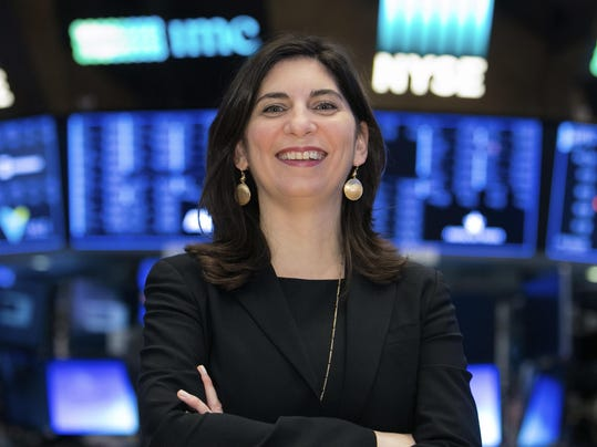 NYSE Female Chief