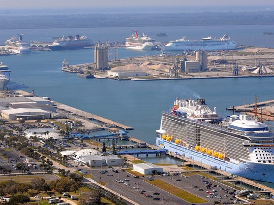 Port canaveral looks at 47m cruise terminal upgrades - Port canaveral cruise lines ...