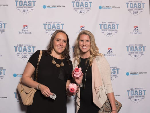 Toast Of Music City 2017 Food And Drink Winners