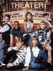 The 1990s version of 'Mickey Mouse Club' counted among