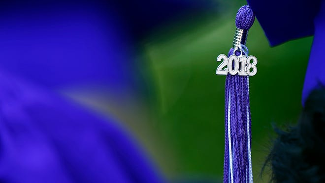 Great Falls Central High School 2017-2018 scholarship winners