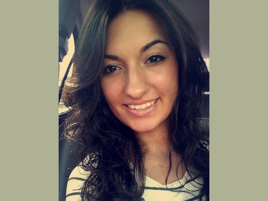 Aida Bytyqi, 19, of Asheville.