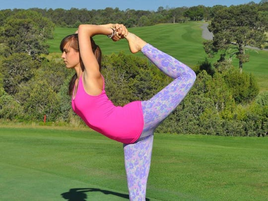 In addition to teaching the Summer Bootcamp Workouts, Dasha Lopez teaches yoga at Blue Lotus Healing Arts Center and Day Spa and Rainwaters Country Club.