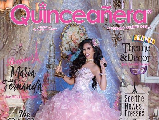 Miss Cover Girl 2016 Maria Fernanda Garcia. La pasada