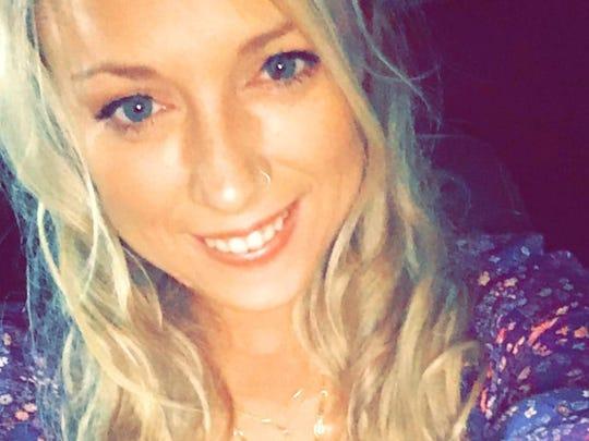 Brittany Sherfield, 25.